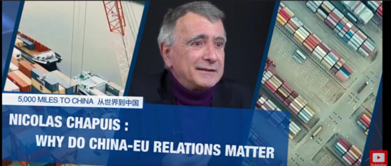 Why do EU-China relations matter
