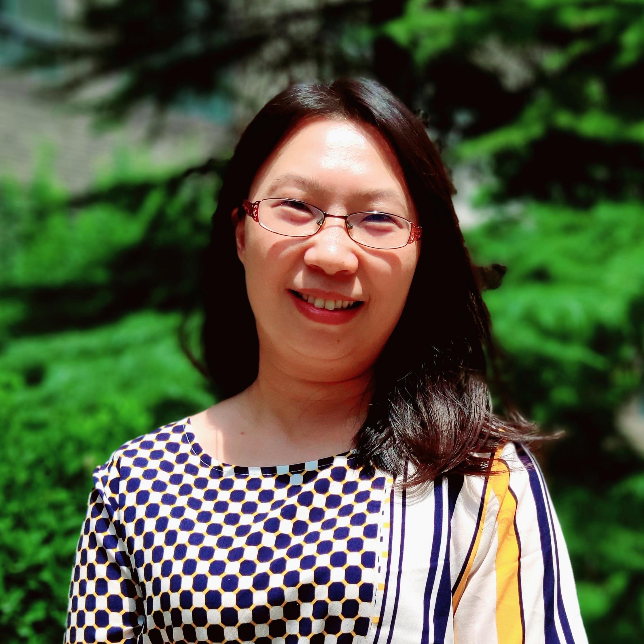 CHI Jieqiao (Daisy Chi)